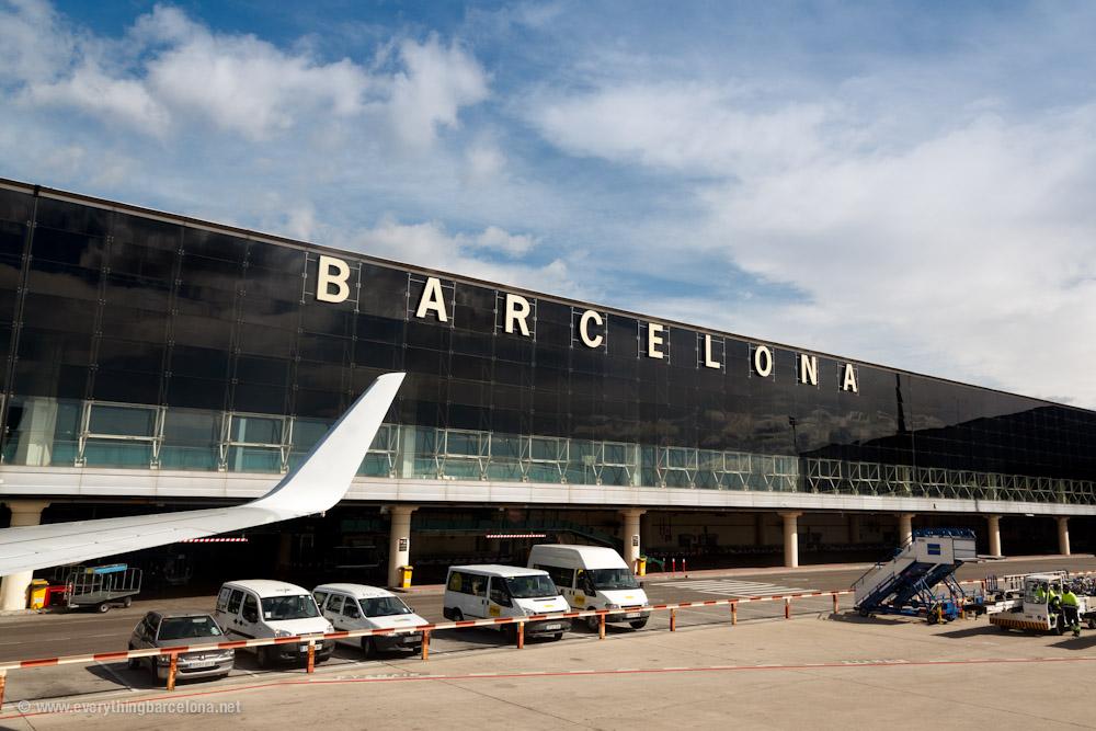 Uwanja wa Barcelona