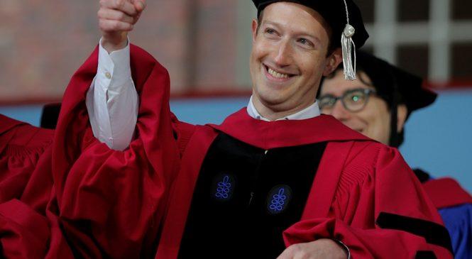 Kitu Muhimu Mark Zuckerberg Alichokijenga Harvard