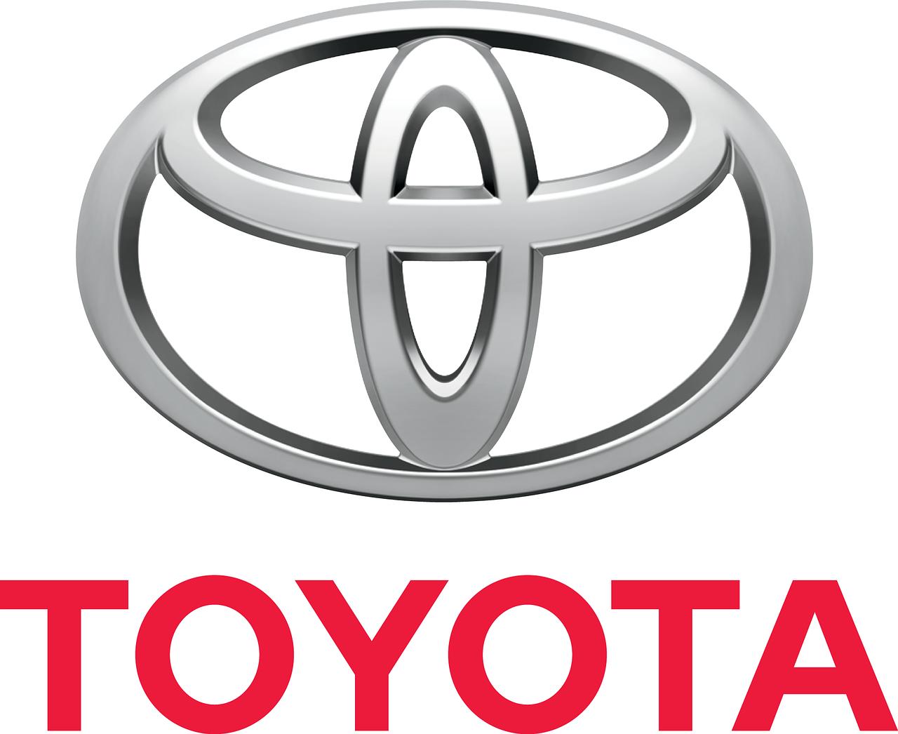 Logo au Nembo ya Toyota