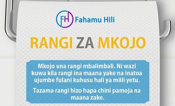Rangi 11 za Mkojo na Maana Zake Kwenye Mwili wako
